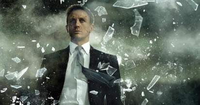James Bond in Sony HD Definition