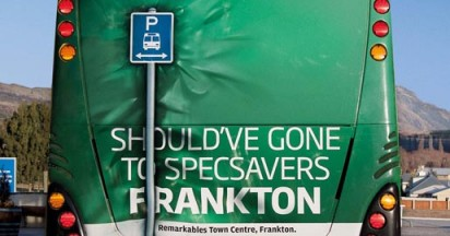 Specsavers Frankton Bus Crash