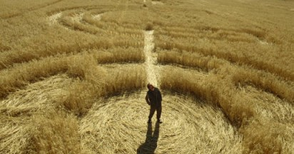 Specsavers Crop Circles