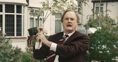 Specsavers Fawlty Car with John Cleese