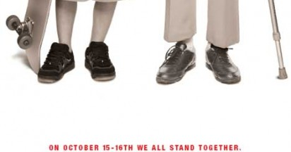 Stand Against Poverty Posters