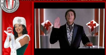 Staples Promotes Unexpected Gifts with Engelbert Humperdinck