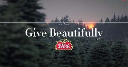 Stella Artois Give Beautifully