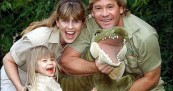Steve Irwin in his last TV ad