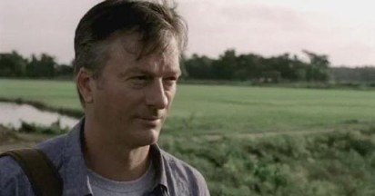 Steve Waugh Keeps Walking for Johnnie Walker
