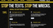 Stop the Texts Stop The Wrecks