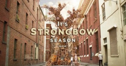 Strongbow Season in Urban Orchard