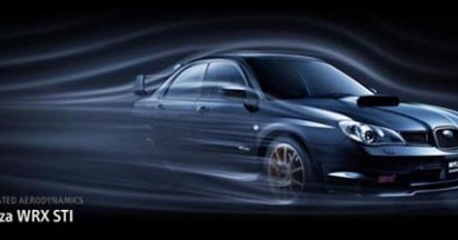 Subaru Impreza Accelerated In Print Campaign