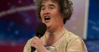 Susan Boyle YouTube Talent Star