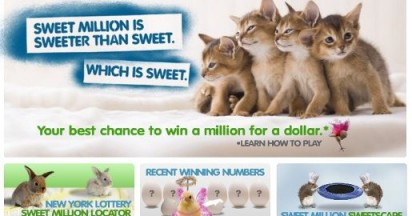 NY Lotto Sweet Million Sweeter Than Sweet