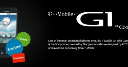 T-Mobile G1 Google Phone ready for Early Adopters