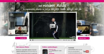 T-Mobile Relax with Martijn