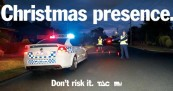 TAC Road Safety Christmas 2010 Campaign