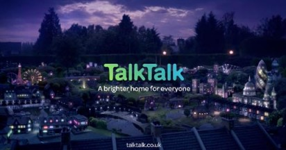 TalkTalk Model Britain