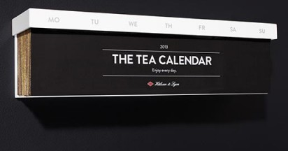 The Hälssen & Lyon Tea Calendar