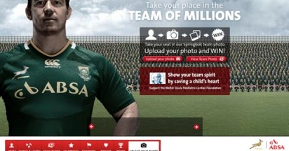 Springboks Team of Millions