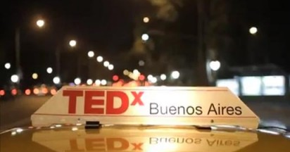 TEDX Taxi Drivers Spread the TED