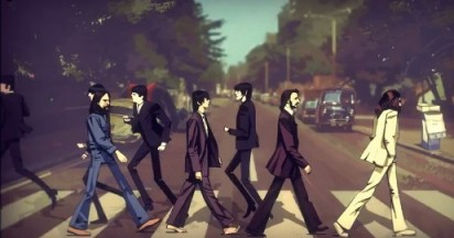 The Beatles Rock Band Animated