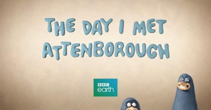 The Day I Met Attenborough