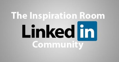 Join the Inspiration Room Linkedin Community