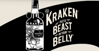 The Kraken Spiced Rum Saga