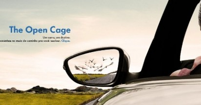 VW Eos The Open Cage