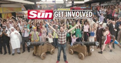 The Sun Get Involved