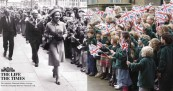 The Times Jubilee Then and Now