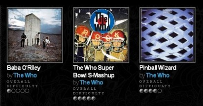 The Who Super Bowl S-Mashup