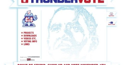 ThunderVote for Obama