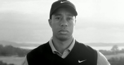 Earl and Tiger Woods Back with Nike