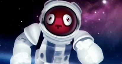 Tiji TV Balloon in Space