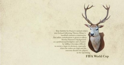 FIFA World Cup Story's In The Details