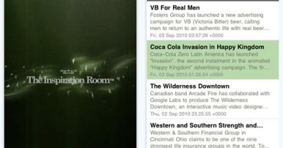 The Inspiration Room iPhone App is Live