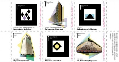 TNT Augmented Stamps for Future in Motion