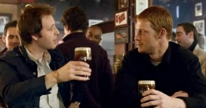 Guinness Toasts to Arthur