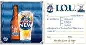 Tooheys New Beer Economy