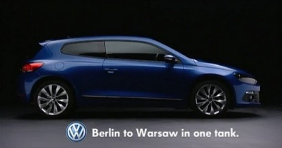 Top Gear TV Adverts for VW Scirocco TDI