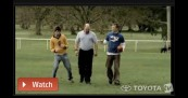 Toyota sponsors AFL Legendary Moments