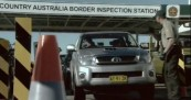 Toyota Australian 4WD Border Security