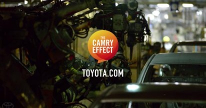 Toyota Kentucky Connections Camry Effect