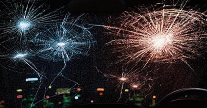 Toyota Fireworks –  Drive Safely This New Years Eve