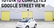 Toyota iQ Street View for Belgium