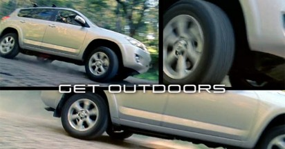 Toyota RAV4 Get Outdoors