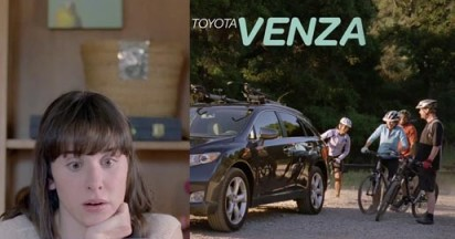Toyota Venza for Baby Boomers