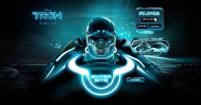 Tron Legacy 3D World Here Soon