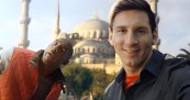 Kobe vs Messi Selfie Shootout