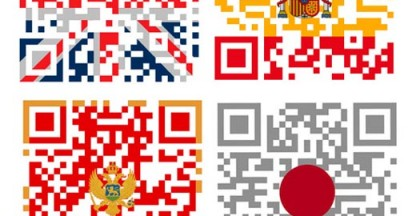 Turkish Airlines QR Flags