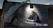 Law and Order Interrogation Billboard
