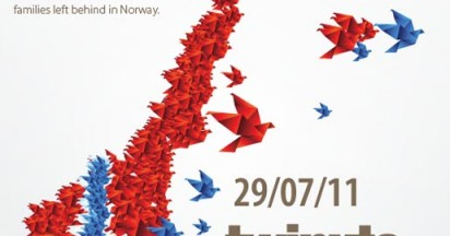 Twinute Silence for Norway